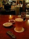 バー村岡 ビール