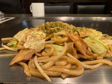 三木焼うどん (3)