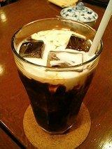 薔薇の木 アイスコーヒー