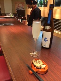 あべや 日本酒 734円