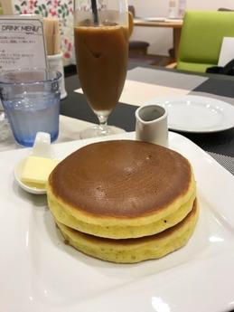 ホットケーキ倶楽部 珈琲茶房 (3)