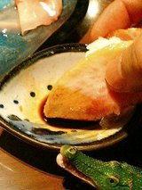 イベリコ大とろ寿司