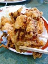 南里飯店 鶏唐揚(730円)