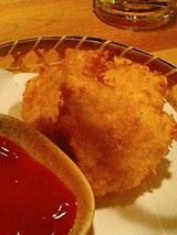 百太郎 カマンベールチーズフライ(480円)
