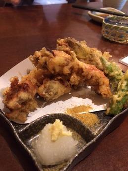 山本食堂 しゃくの天ぷら
