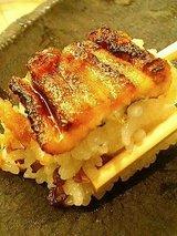 希凛 上穴子箱寿司