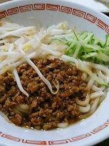 ぎょうざ苑 炸醤麺(470円)