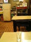 建味園 テーブル席
