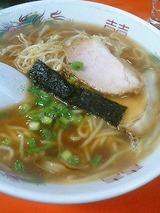 孔雀 ラーメン 300円