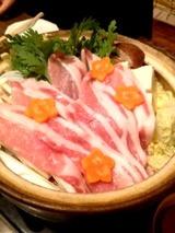 蒲原甚八 新潟三元豚塩麹鍋