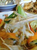 蘇州楼 野菜炒め