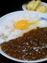 いっぷく カレーライス(500円)