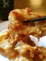 かなじ屋 マツバ(鶏)唐揚げ 350円