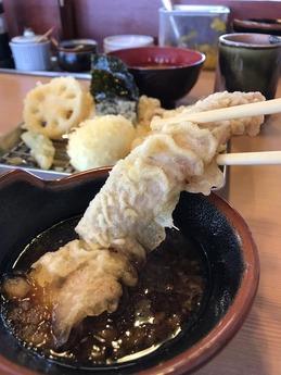 天ぷらやぐら (4)