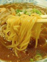 中華料理 九龍 ラーメン定食(750円)味噌ラーメン