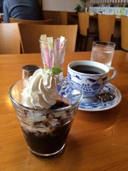 cafe cakra コーヒーゼリーセット (1)