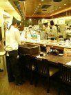大起水産回転寿司 店内