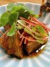 鴨のうま煮(600円)