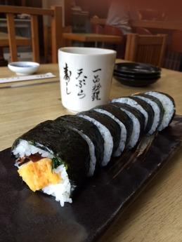 茶々西の店 巻き寿司 (1)