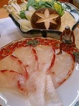 こしょう鯛の鍋