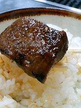 福一焼肉 肉のせご飯