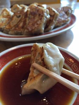 南里飯店 餃子 (1)