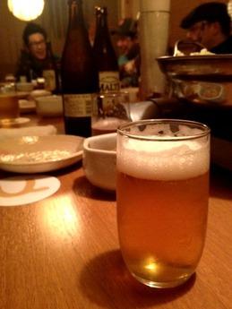 いろはにほへと ビール