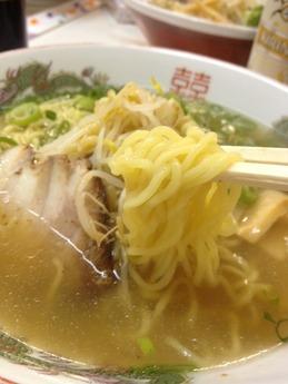 エトアール  塩ラーメン 600円