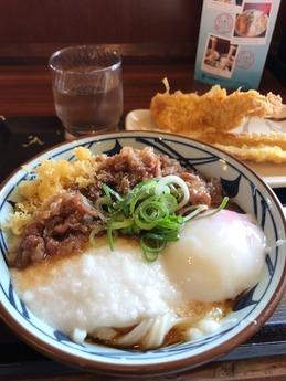 丸亀製麺奈良 (3)