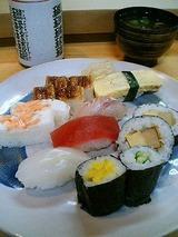どい寿司 ランチ にぎりセット