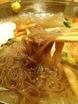 季家房 韓国冷麺(750円)