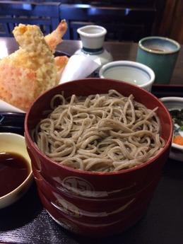 羽根屋 天ぷら割子 1500円