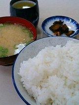 日替わり定食(700円)