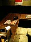 喜鳥屋 テーブル席