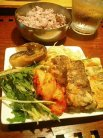 お惣菜・サラダ・自家製キムチ食べ放題