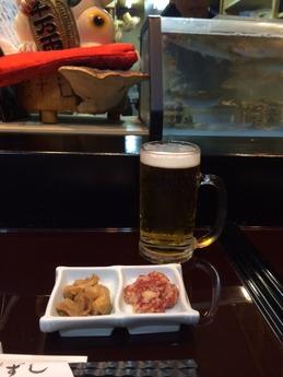 嬉すし ビール