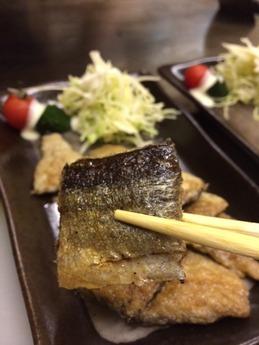 くいしんぼう 秋刀魚 (1)
