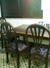 グリルABC テーブル席