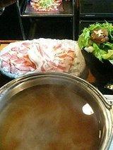神戸イベリコ屋姫路店 はりはり鍋