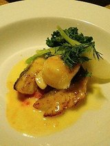 サグラ 鮮魚のポワレ
