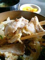 喃風三木店 どんぶりランチ(850円)玉子丼