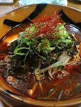 麺豚進 カンフー醤油(680円)