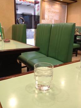 喫茶 ファミリーアルル 店内