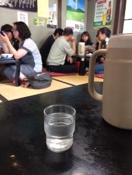 かつみ食堂のホルモン煮込み (4)