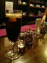 茜屋珈琲店 アイスコーヒー