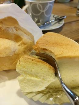 しあわせの黄色いハンカチ しあわせチーズケーキ (2)