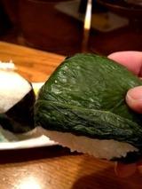 おむすび村 広島菜巻 210円