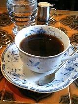 donjon ブレンドコーヒー 380円
