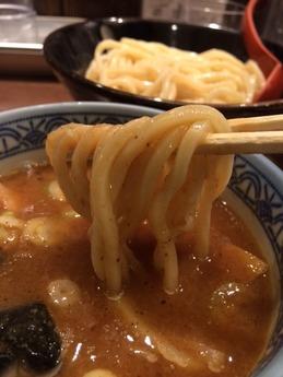 三田製麺所 つけめん (1)