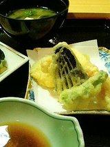 鮨銀 Aランチ(1200円)